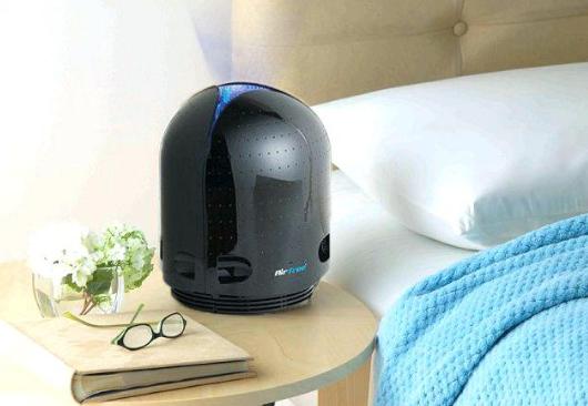 gridinlux Filtro HEPA OZONO 60W 4 potencias Generador de Ozono Inteligente| Purificador Aire Mando a Distancia Sensor de contaminaci/ón Luz Ultravioleta 4 Filtros Alta Eficiencia