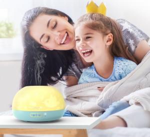 humidificador para niños