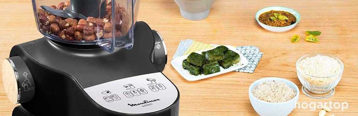 Mejores Robots de Cocina Moulinex