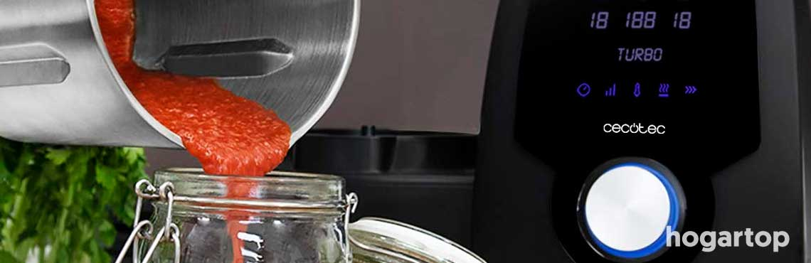 Mejores Robots de Cocina Multifunción