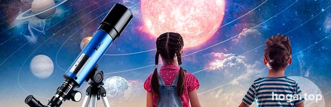 Mejores Telescopios para Niños