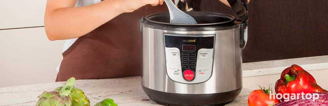 Mejores Robots de Cocina Newcook