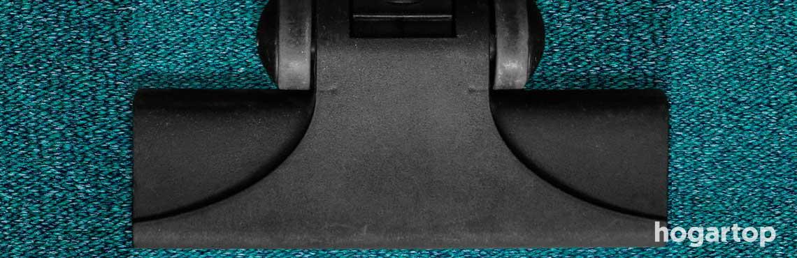 Filtro HEPA Asa de Transporte Aspirador sin Bolsa Cepillo Conmutable Cepillo Parquet Ruedas de Goma Ufesa AS5250 2L de Capacidad Regulador de Potencia Electr/ónico Recogecables Autom/ático