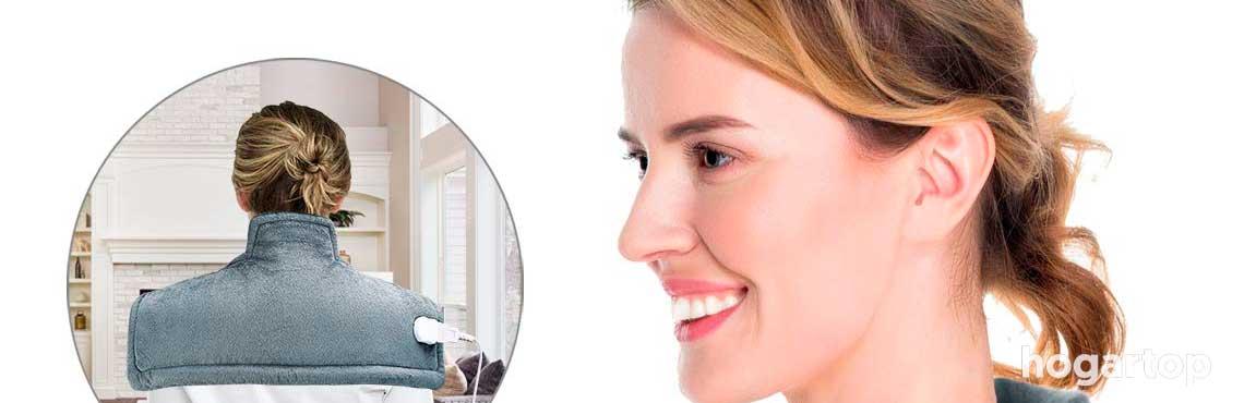 Mejores Mantas Eléctricas Cervicales