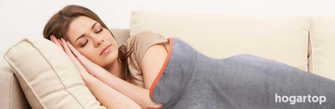Mejores Mantas Eléctricas para Espalda