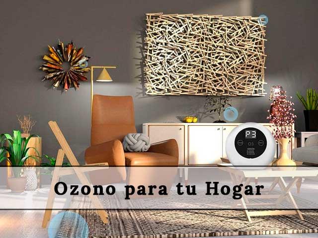 Productos de Ozono para tu Hogar